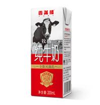 牧場純牛奶200mL
