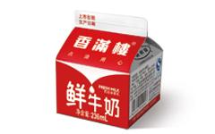 鲜牛奶系列236ml