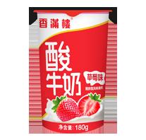 酸奶系列180g草莓