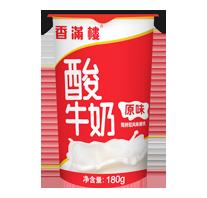 酸奶系列180g原味
