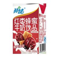 Fresh flavored milk250ml